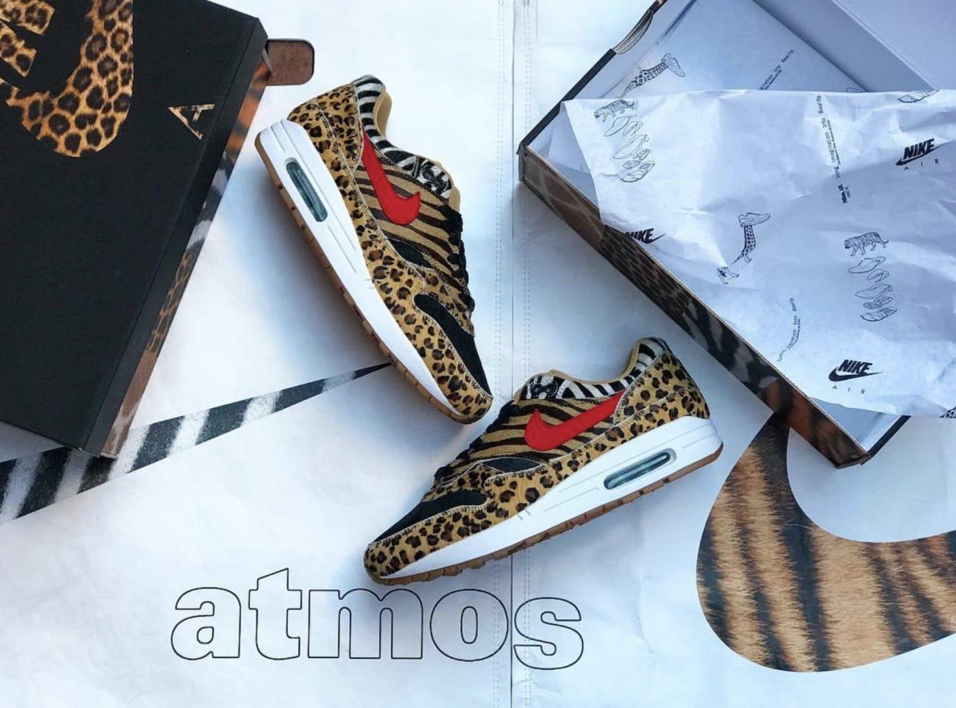 Atmos x Nike 'Animal' Pack 2