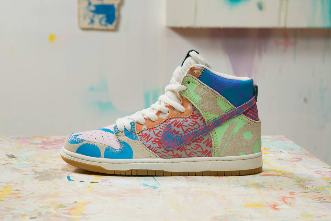 Thomas Campbell x Nike SB Dunk High Custom Packaging Limited (6)
