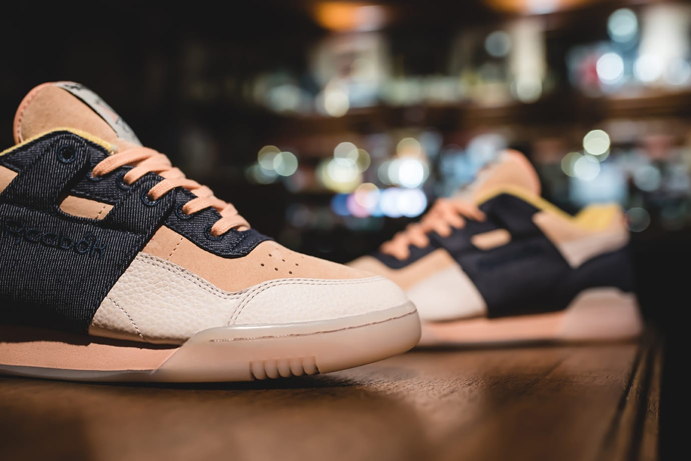 Hanon x Reebok Workout Lo Plus 'Belly's Gonna Get Ya' BS7771 3