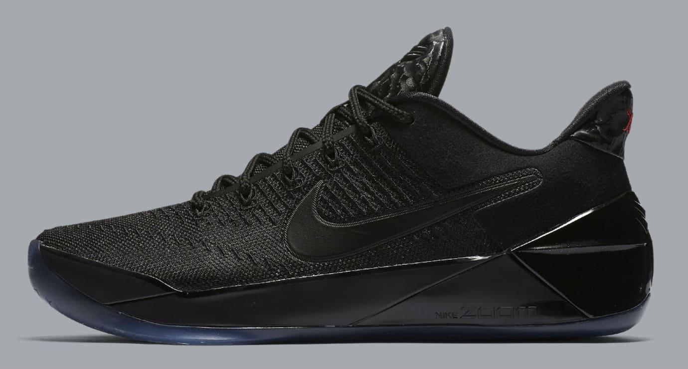 size 40 d9ed2 ebab6 Nike Kobe A.D. Triple Black Mamba Release Date Profile 852425-064