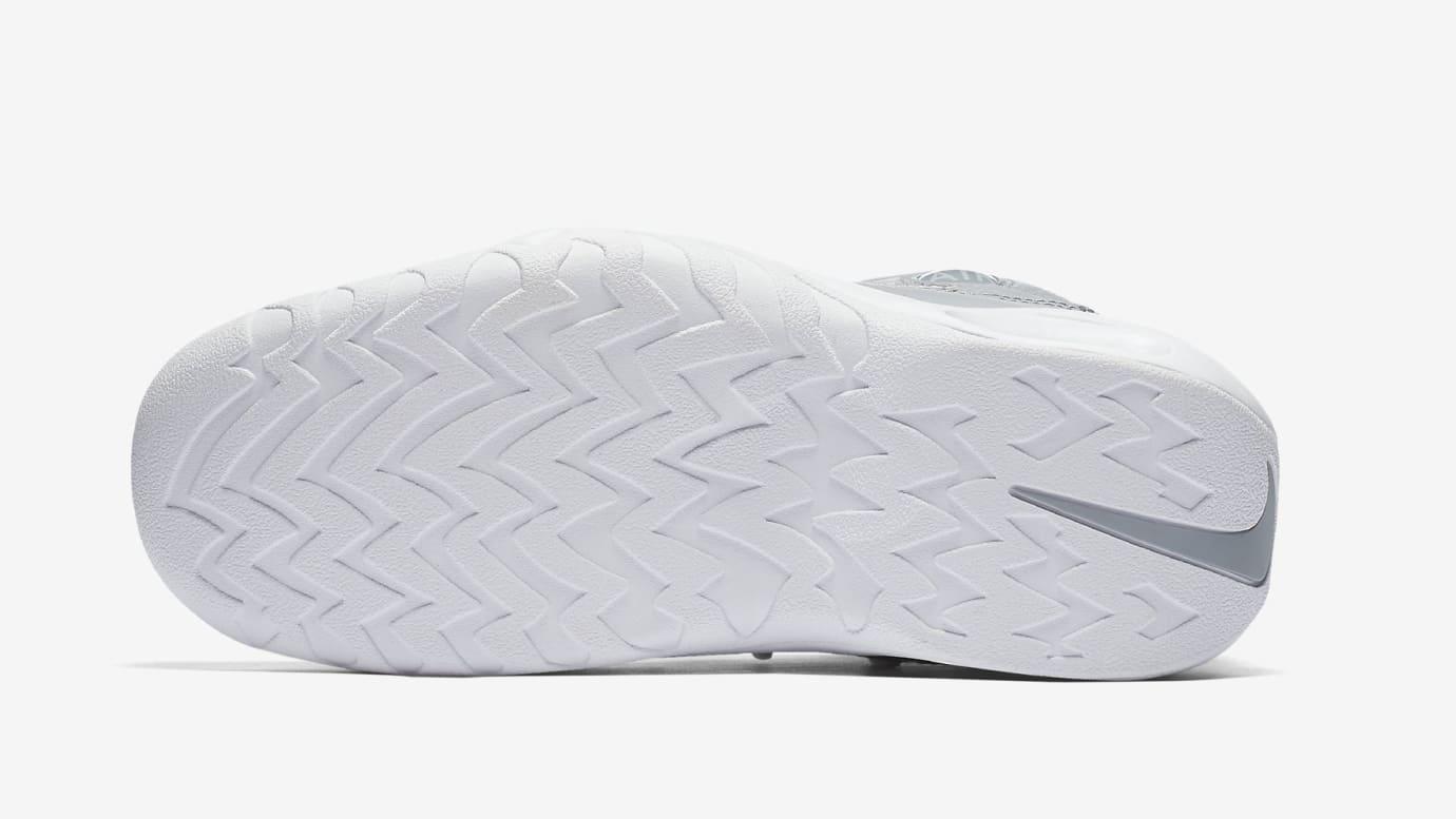 Nike Air Shake Ndestrukt 'Cool Grey' AA2888-002 (Bottom)
