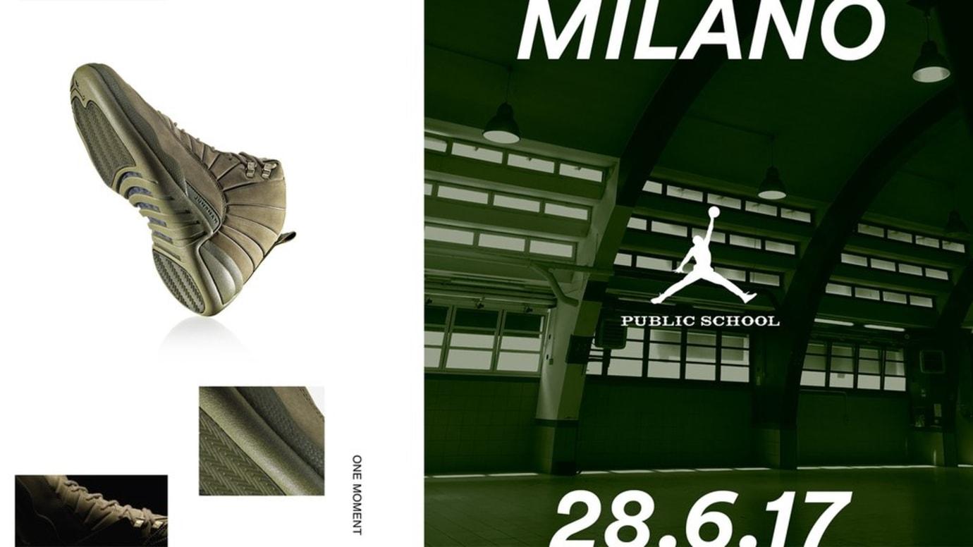PSNY x Air Jordan 12