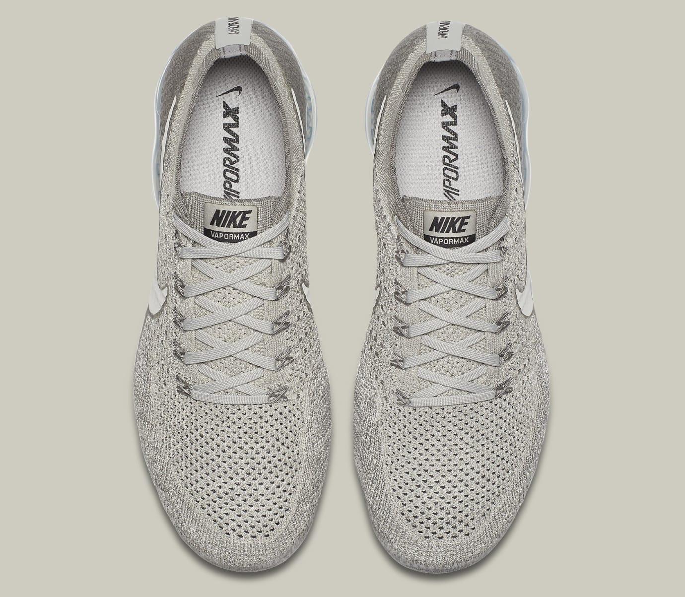 Nike Air VaporMax Pale Grey 849558-005 Top