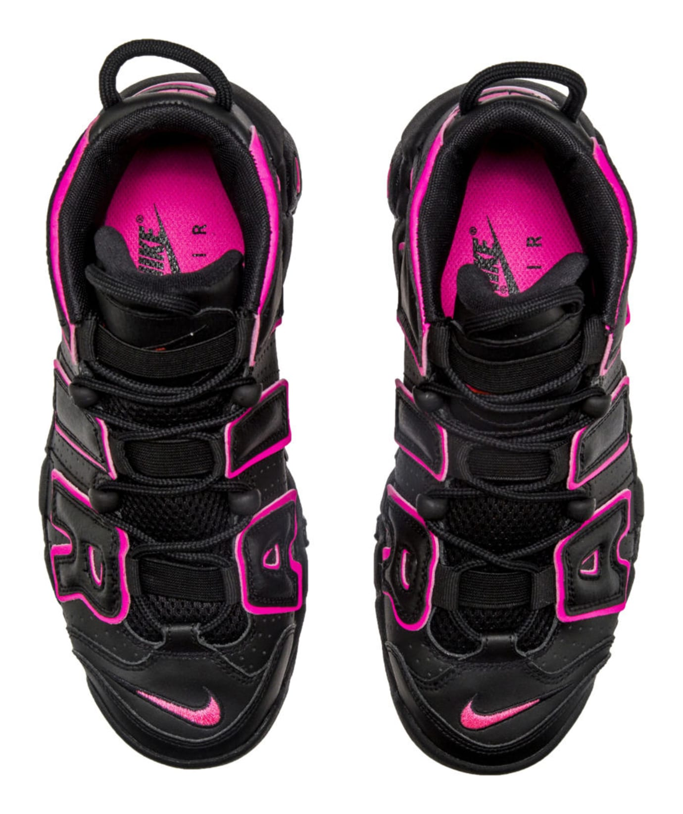 Nike Air More Uptempo Black Pink 415082-003 Top