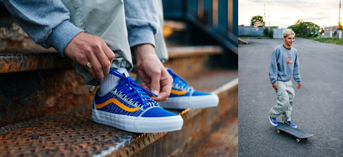 59ff0ee4dcd Alltimers x Vans Old Skool Pro Skate Collection Release Date