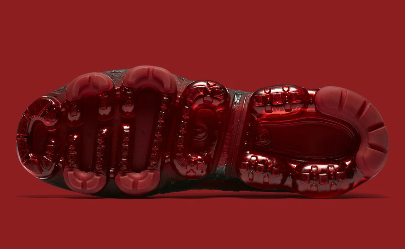 Nike Air  VaporMax Bred Release Date 849558-013 Sole
