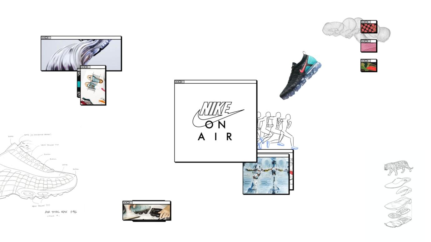 Nike On Air Sneaker Design Workshop