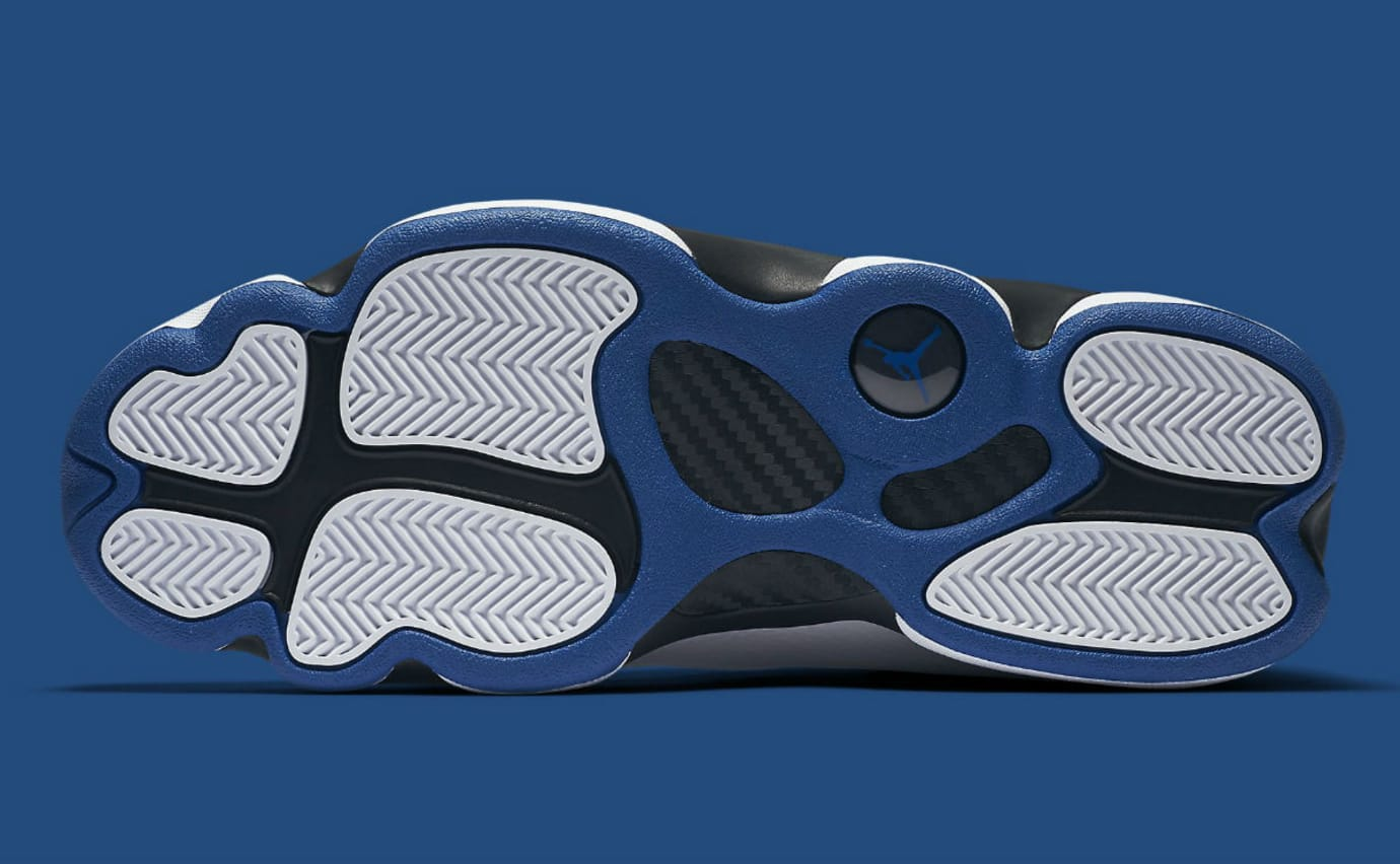 Jordan 6 Rings 2017 French Blue Release Date Sole 322992-400