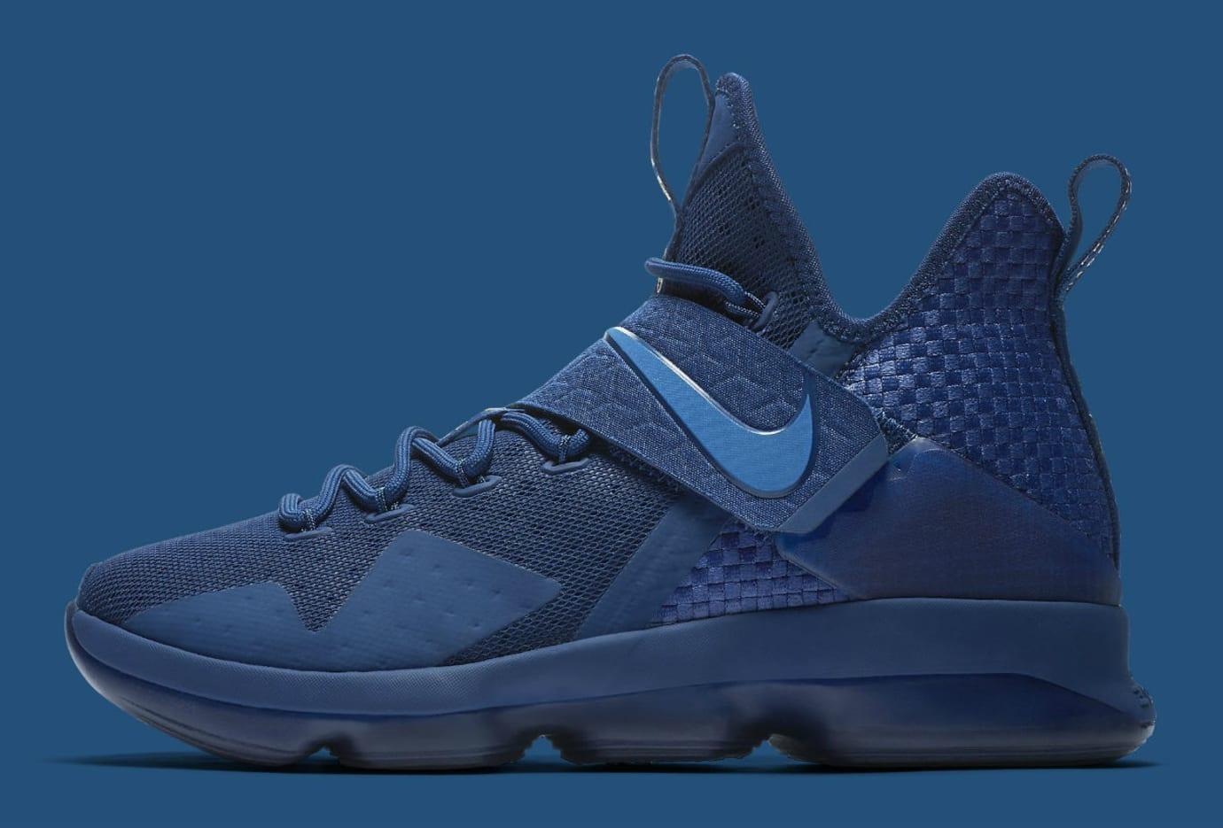 b4462820d52 Nike LeBron 14 Agimat U.S. Release Date Profile 852402-400