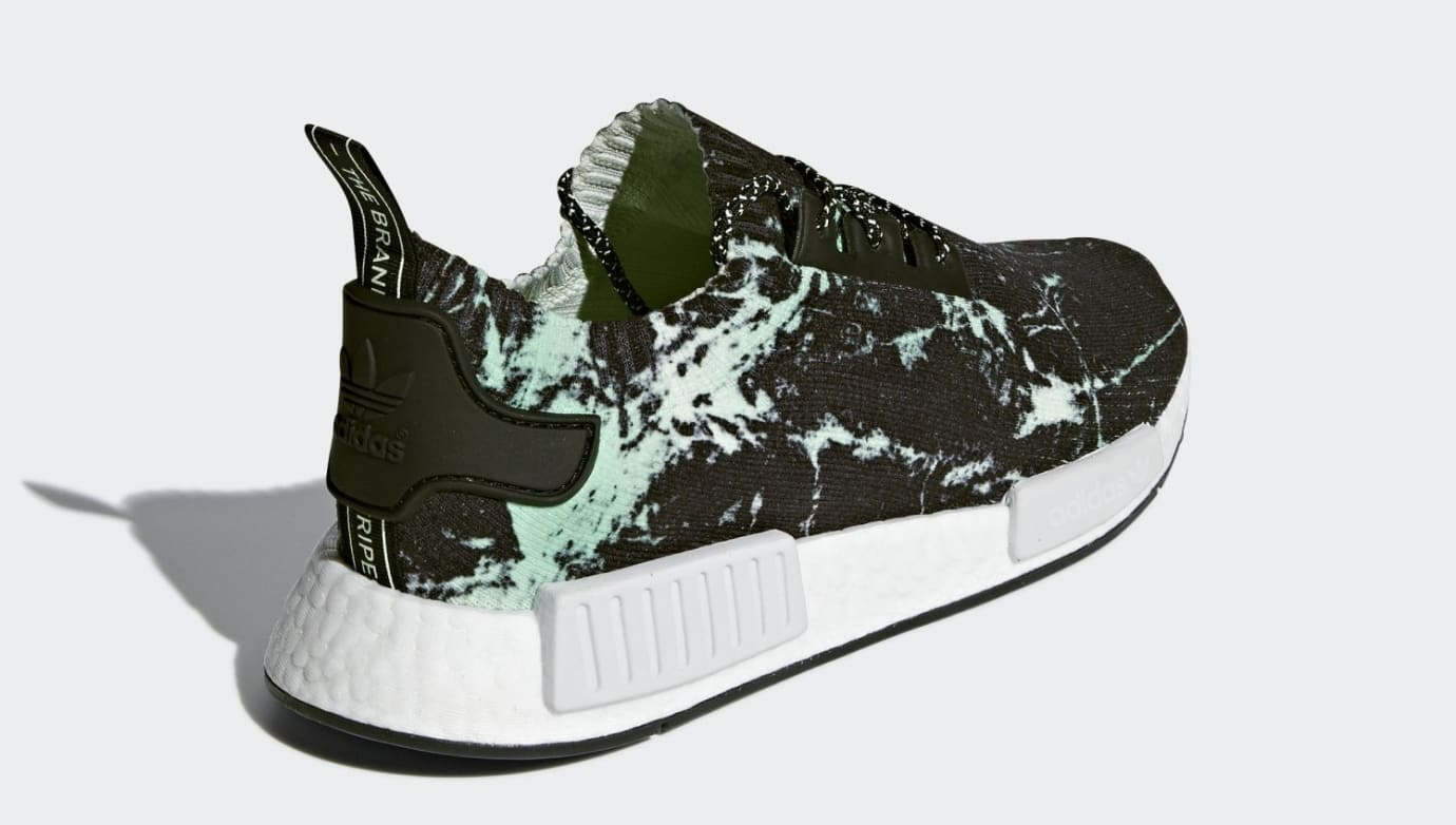 6344acdd2 Image via Adidas adidas-nmd-r1-green-marble-release-date-bb7996-