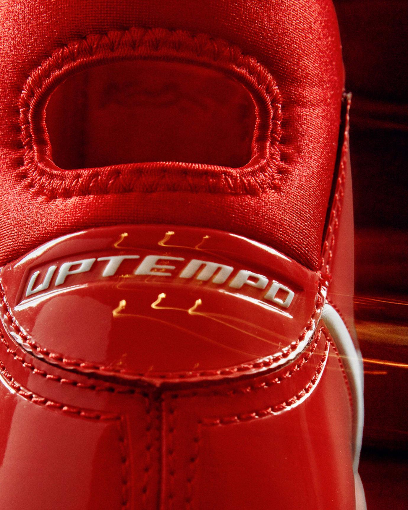 DeMar DeRozan Nike Zoom Kobe 1 Proto Red PE Release Date Back