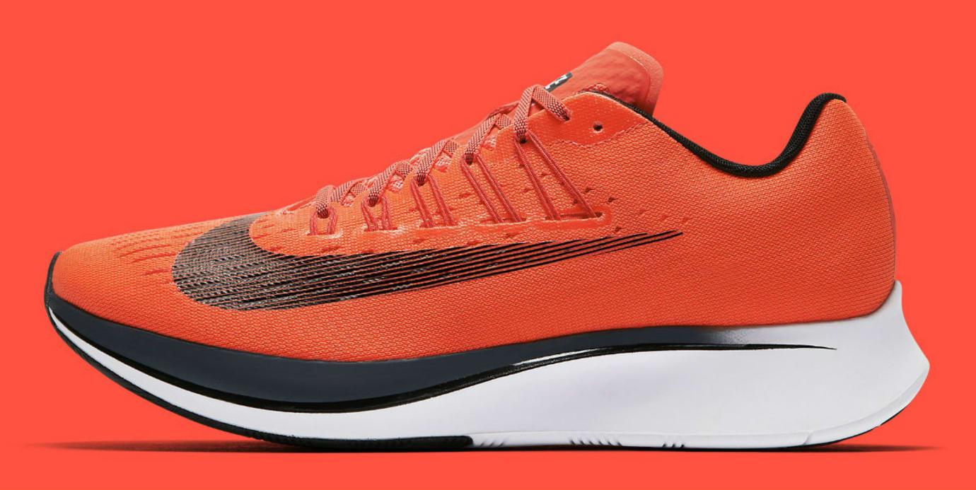 Nike Zoom Fly Bright Crimson Release Date Profile 880848-614