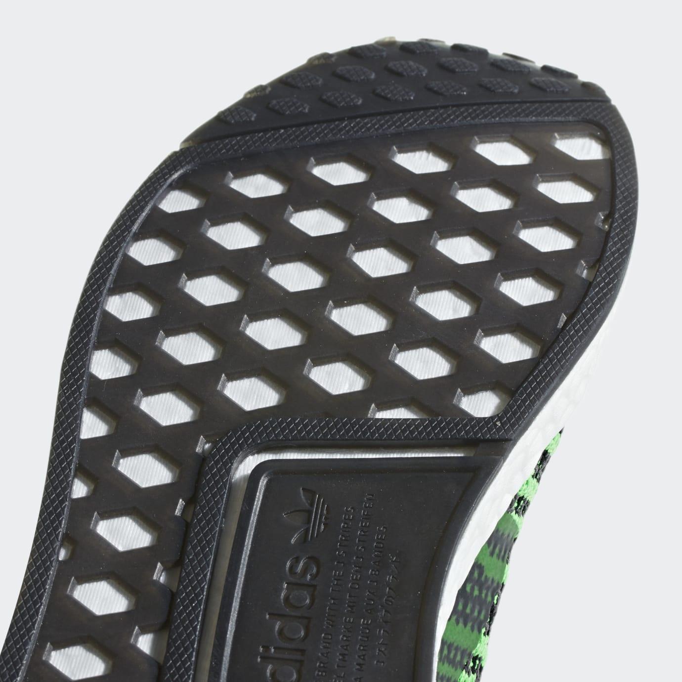 a9b4aa4370fa2 Image via Adidas Adidas NMD TS1 Shock Lime Release Date B37628 Outsole