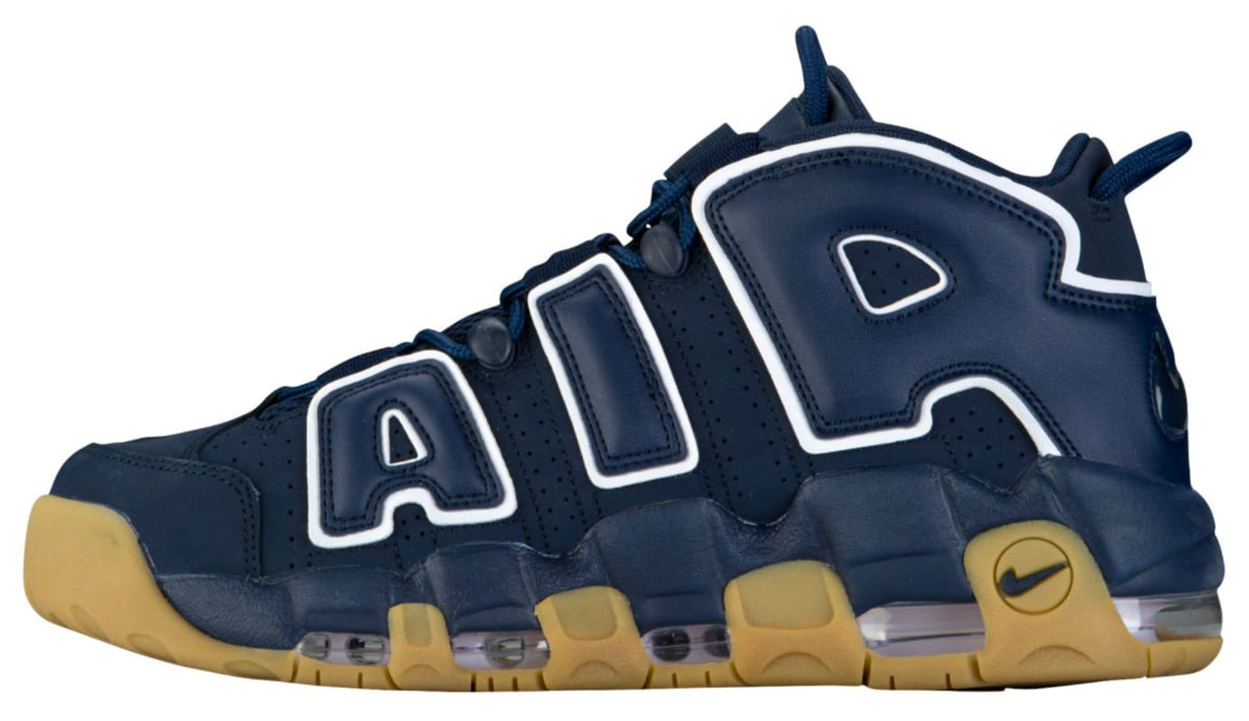 Nike Air More Uptempo Obsidian Gum Release Date Medial 921948-400