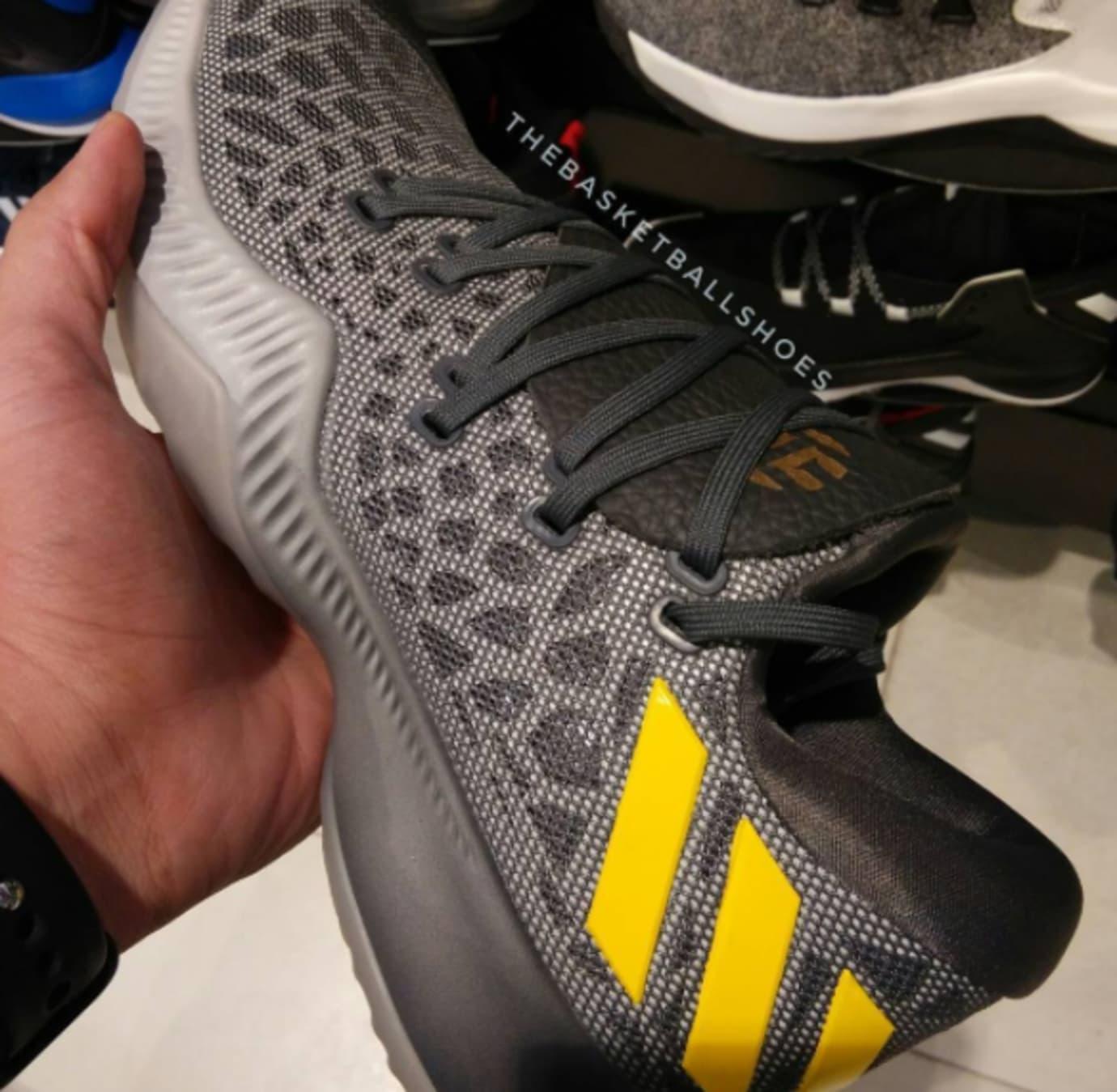 Adidas Harden BTE 'Grey'