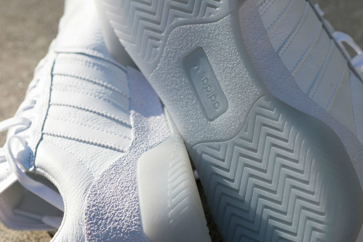 Adidas Skateboarding City Cup White Release Date Outsole