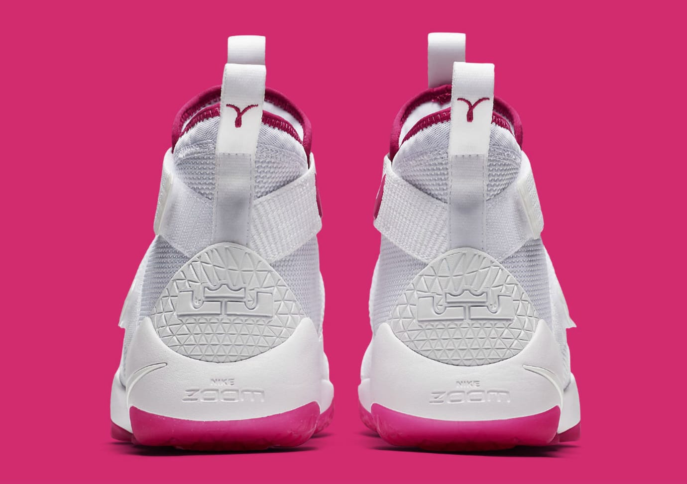 sale retailer 2addc 5f0ae Nike LeBron Soldier 11 Kay Yow Breast Cancer Awareness ...