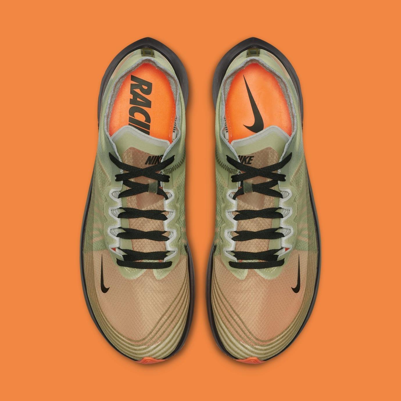 Nike Zoom Fly SP 'Medium Olive/Black' AJ9282-200 (Top)