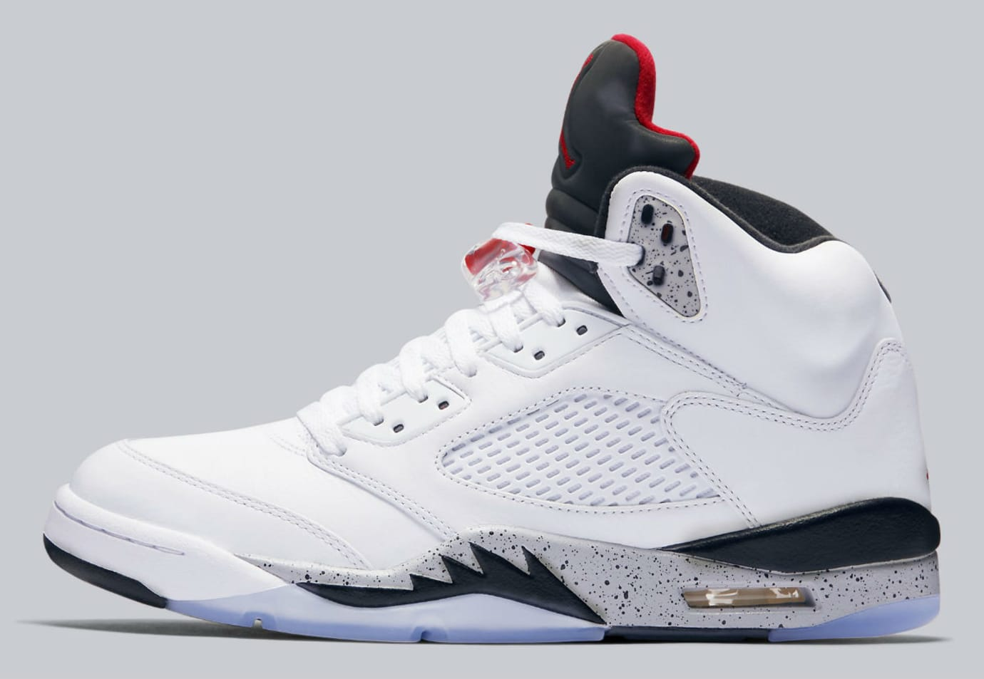 Air Jordan 5 White Cement Release Date Profile 136027-104