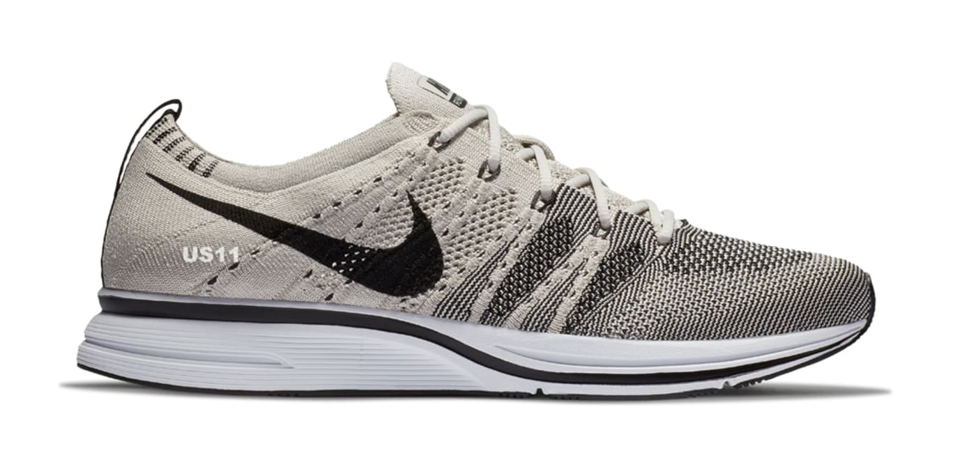 70d628df7ee21 Nike Flyknit Trainer Sunset Tint Pale Grey