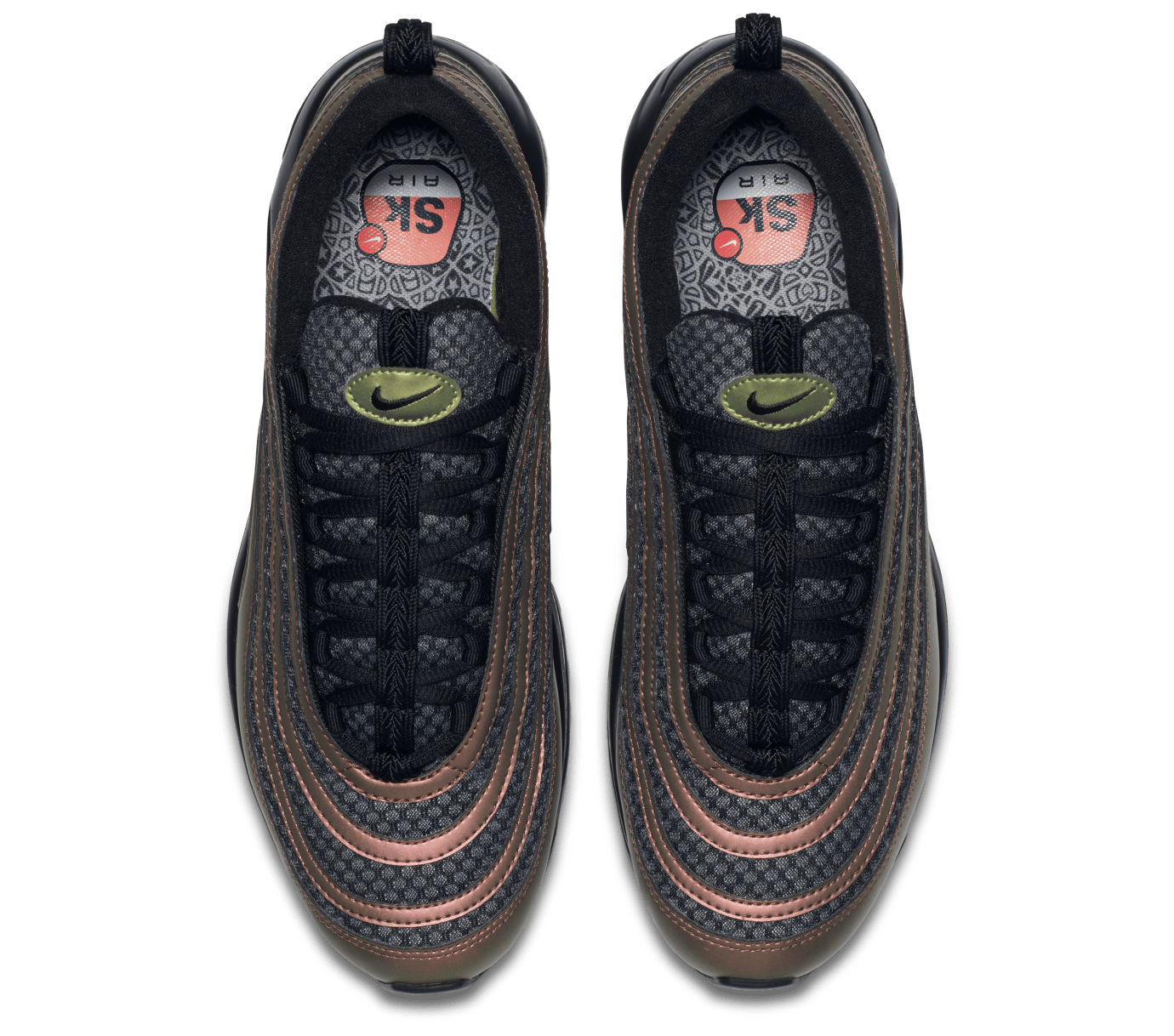 Skepta Nike Air Max 97 AJ1988-900 Top