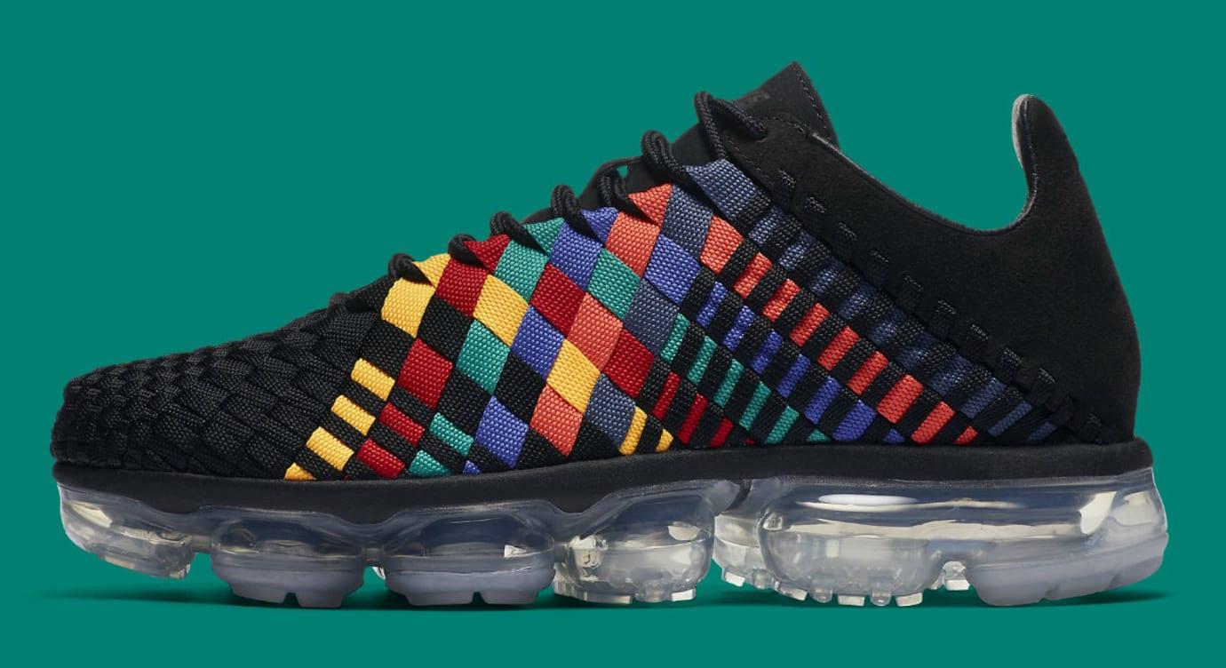 Nike Air VaporMax Inneva Multicolor Release Date AO2447-001 Profile