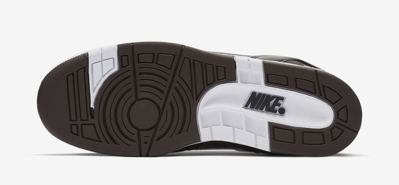 Supreme Nike SB Air Force 2 AA0871-212 Black Sole