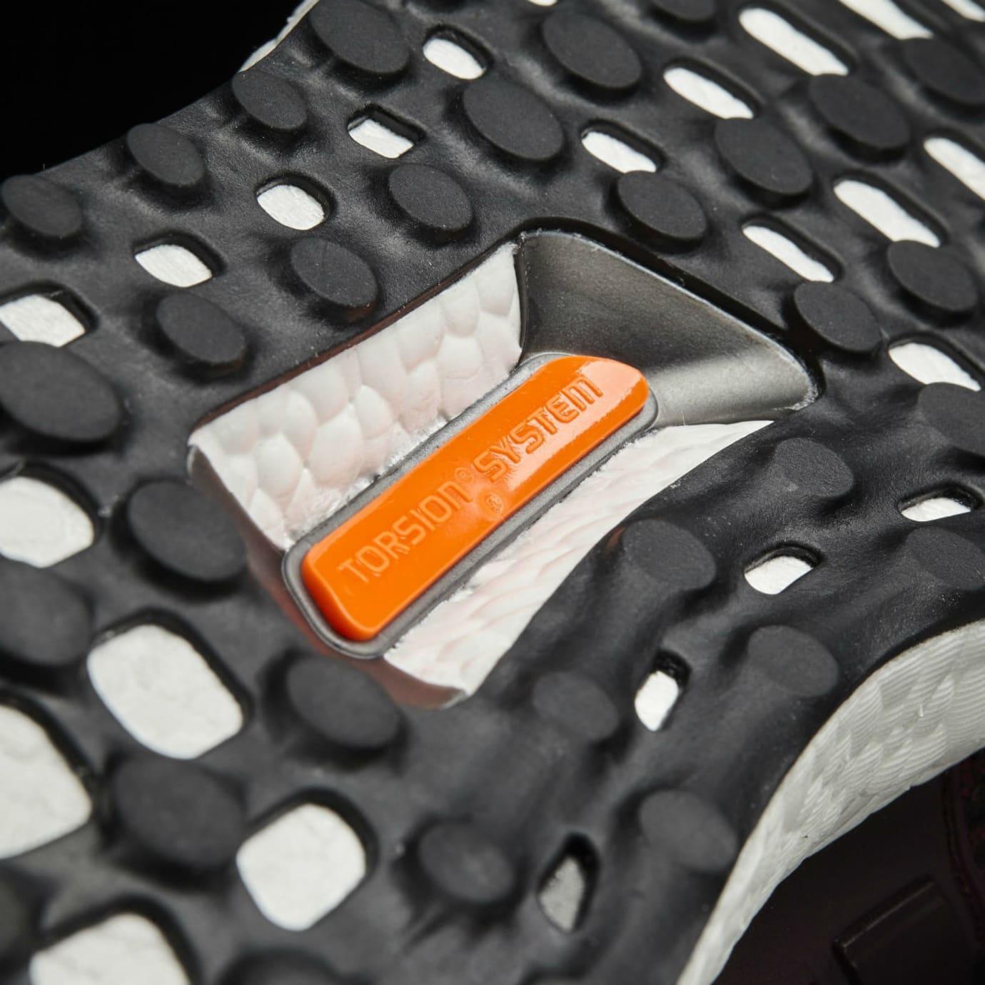 Adidas Ultra Boost 3.0 Dark Burgundy Release Date Outsole S80732