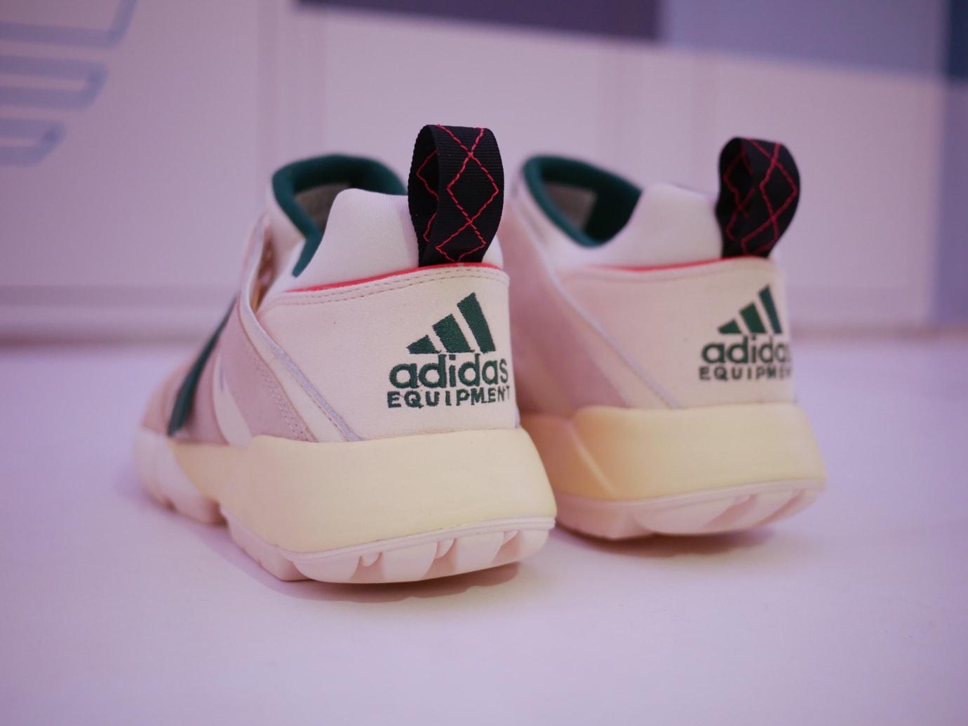 wholesale dealer 08679 99e98 ... Pusha T x Adidas EQT Cushion 2 ComplexCon Heel