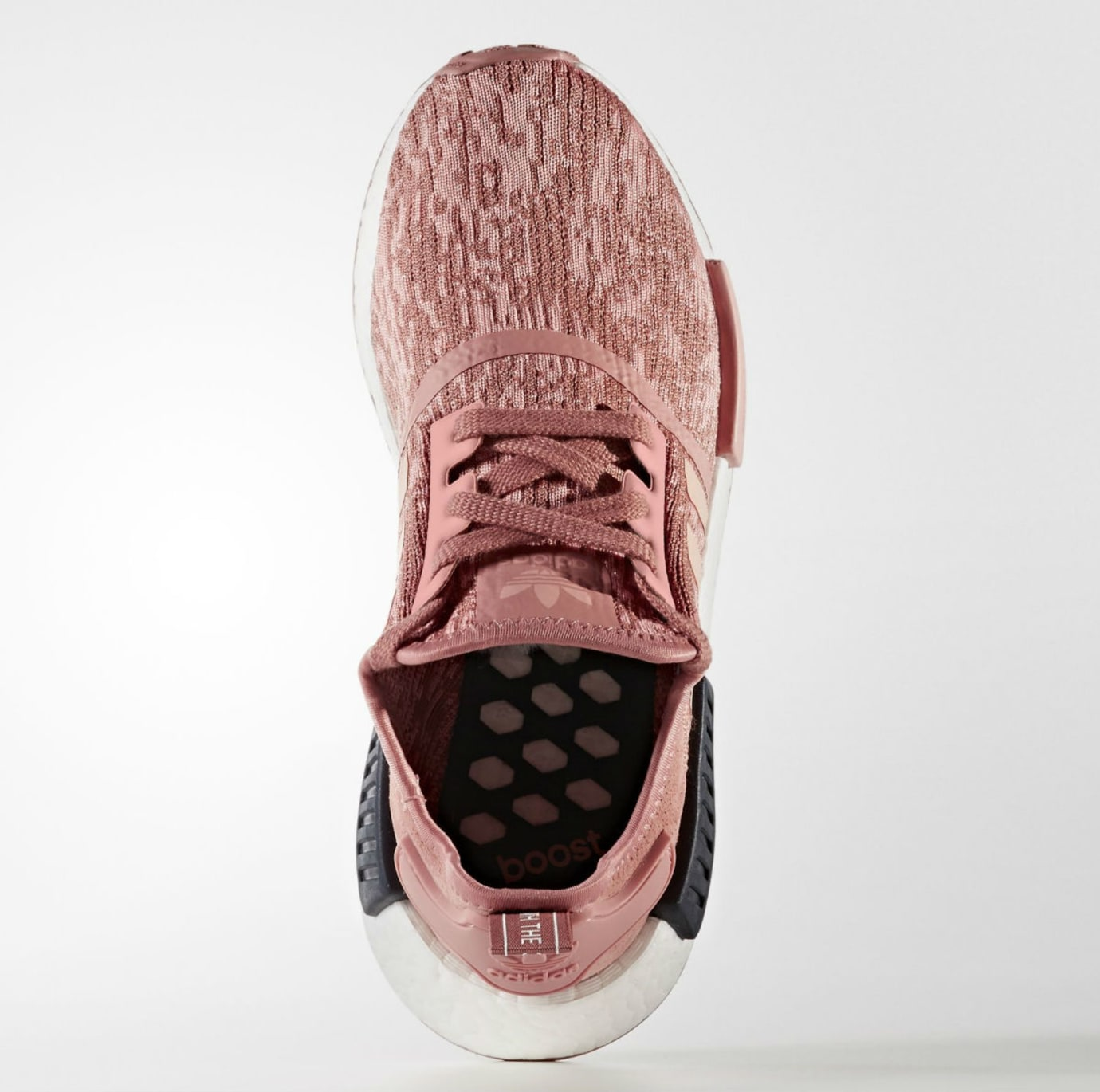 newest ca63c 0e92b Adidas NMD R1 Primeknit Raw Pink Release Date Top BY9648
