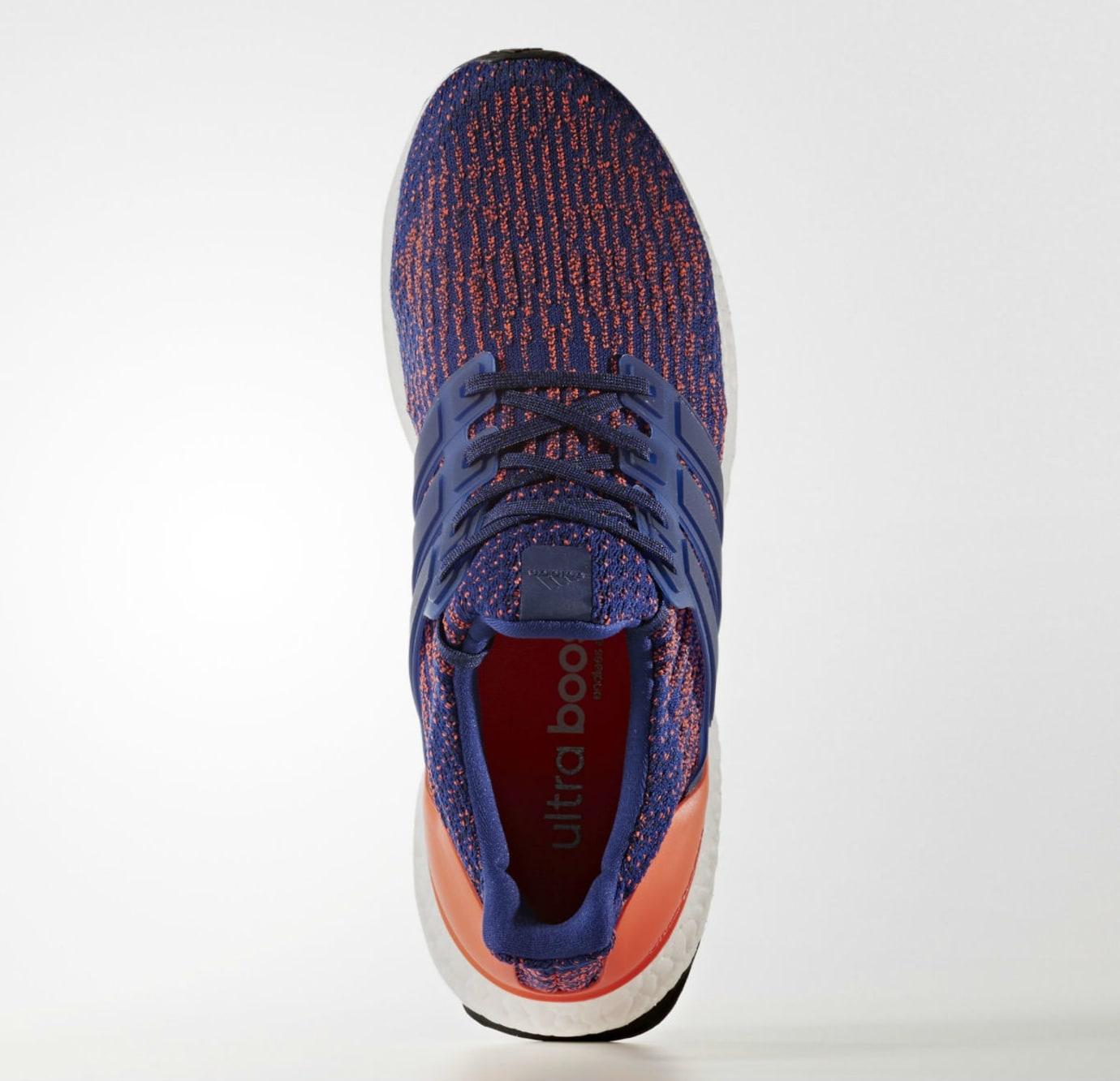 748e9d5604b25 Adidas Ultra Boost 3.0 Purple Orange Release Date Top S82020
