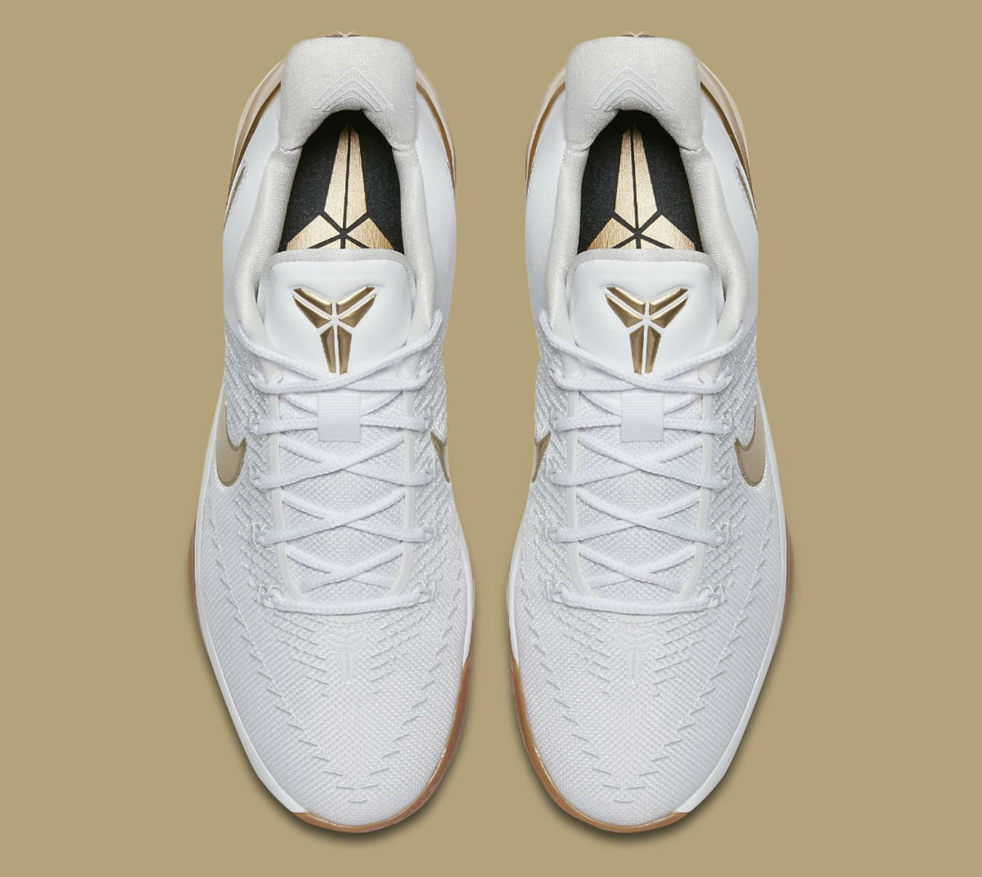 Nike Kobe A D White Gold Release Date 852425 107 Sole Collector