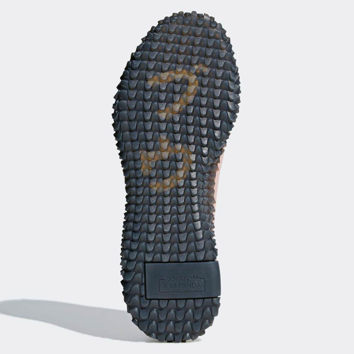 wholesale dealer 3c8bb b84d4 Image via Adidas Dragon Ball Z x Adidas Kamanda Majin Buu D97055 (Bottom)