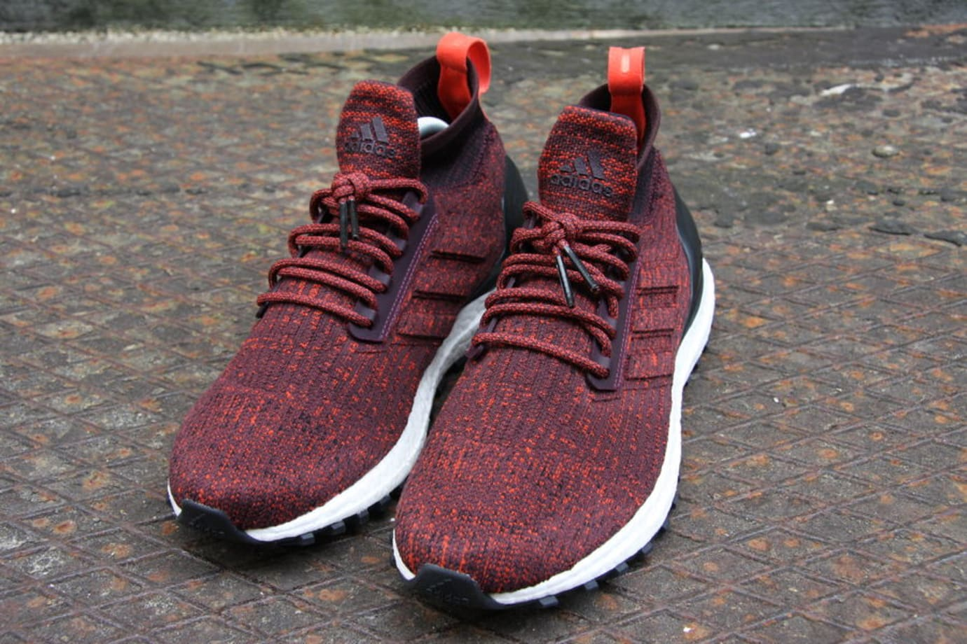 f995bdc172a Adidas Ultra Boost ATR Red Release Date S82035 Front