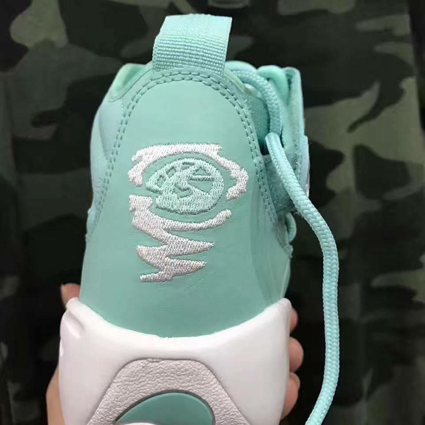 Nike Air Shake Ndestrukt Mint Green Teal Release Date Heel