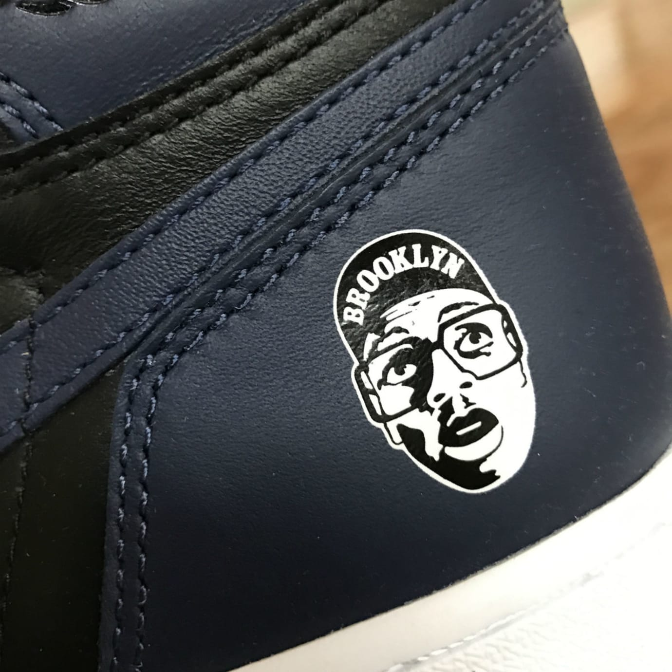 Spike Lee Air Jordan 1 She's Gotta Have It (2)