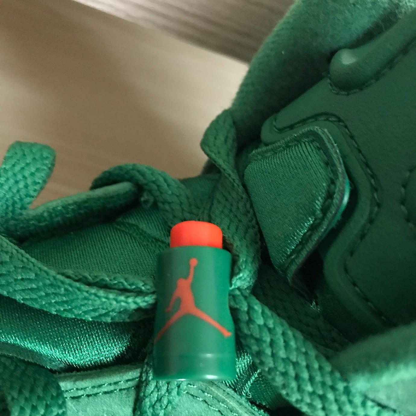 34105bdca77 Air Jordan 6 Gatorade Release Date 384664-145 | Sole Collector