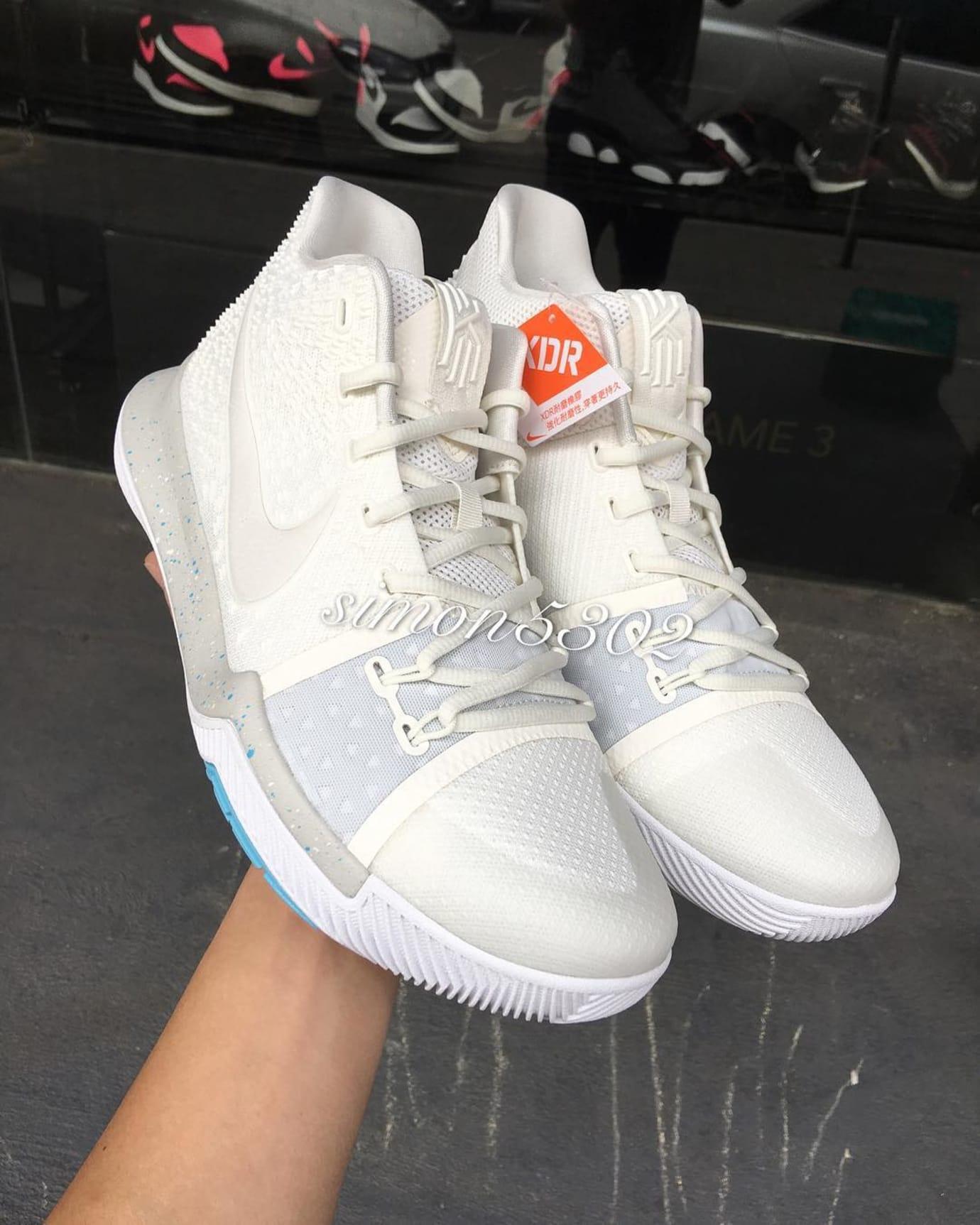 34b3b3d9600c Nike Kyrie 3 Ivory Release Date 852395-101 (7)