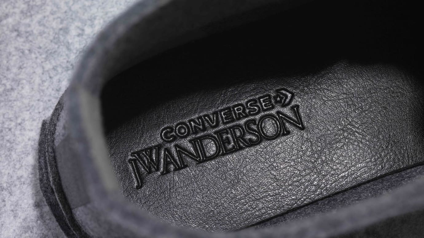 JW Anderson x Converse Chuck 70 Felt 'Quiet Shade' (Insole)