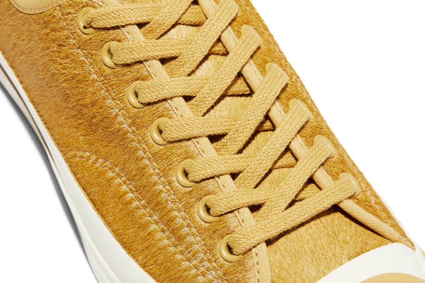 BornxRaised x Converse Jack Purcell 'Camel' (Laces)