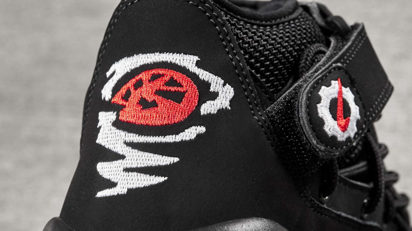 Nike Air Shake Ndestrukt Black Heel Release Date
