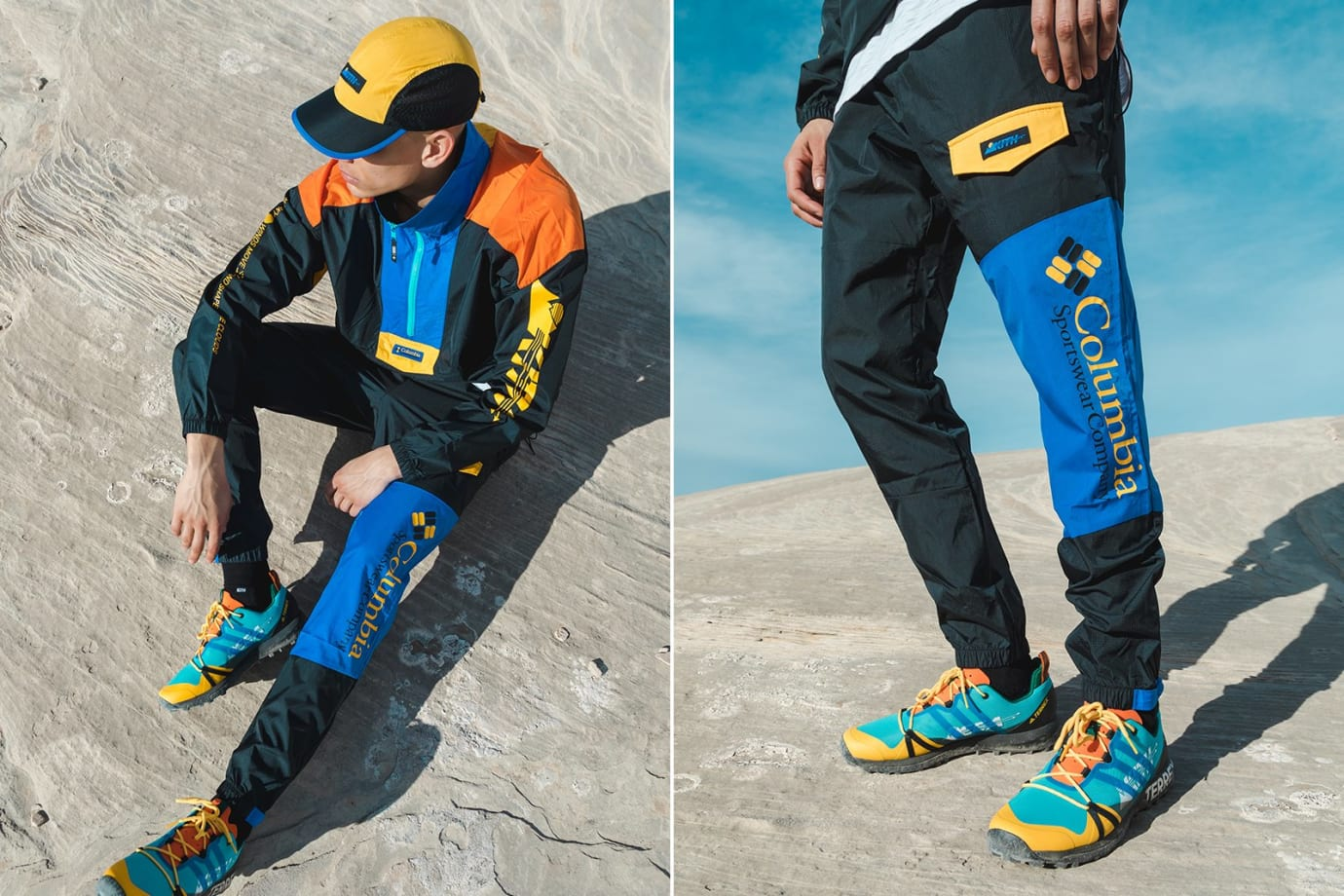 cheap for discount 7715d 03c74 Kith x Adidas Terrex 'EEA' Collection Release Date | Sole ...