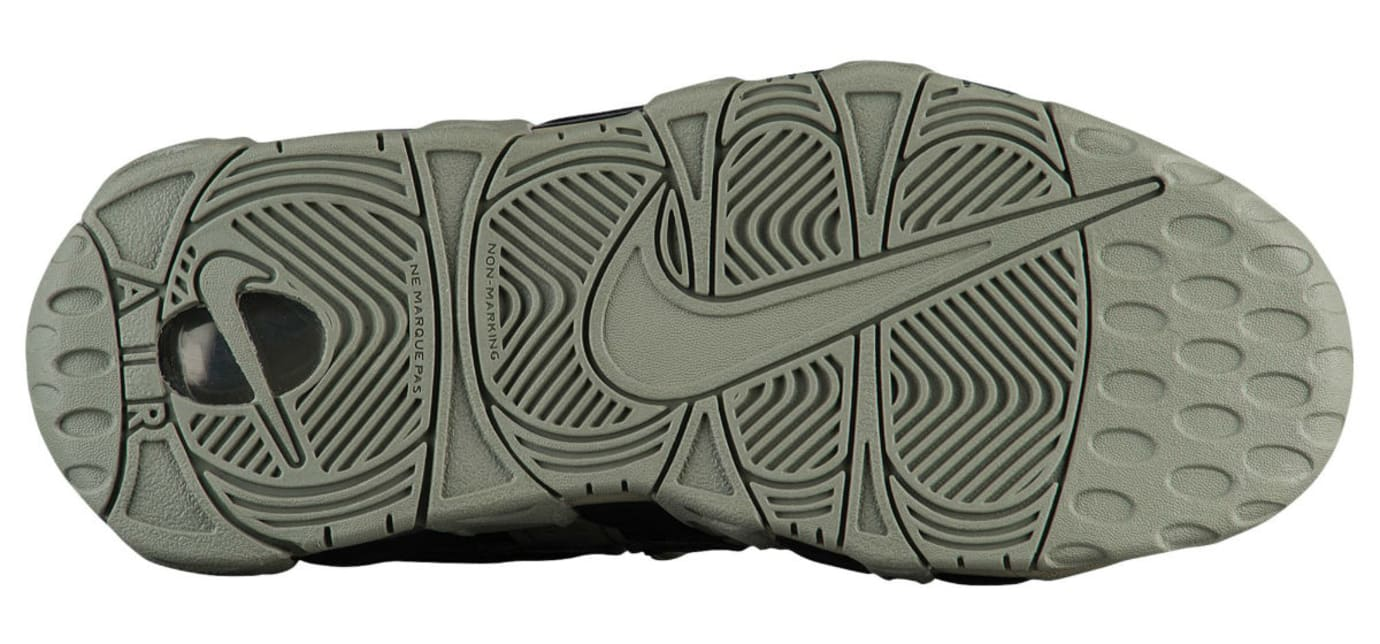 Nike Air More Uptempo Dark Stucco Release Date Sole