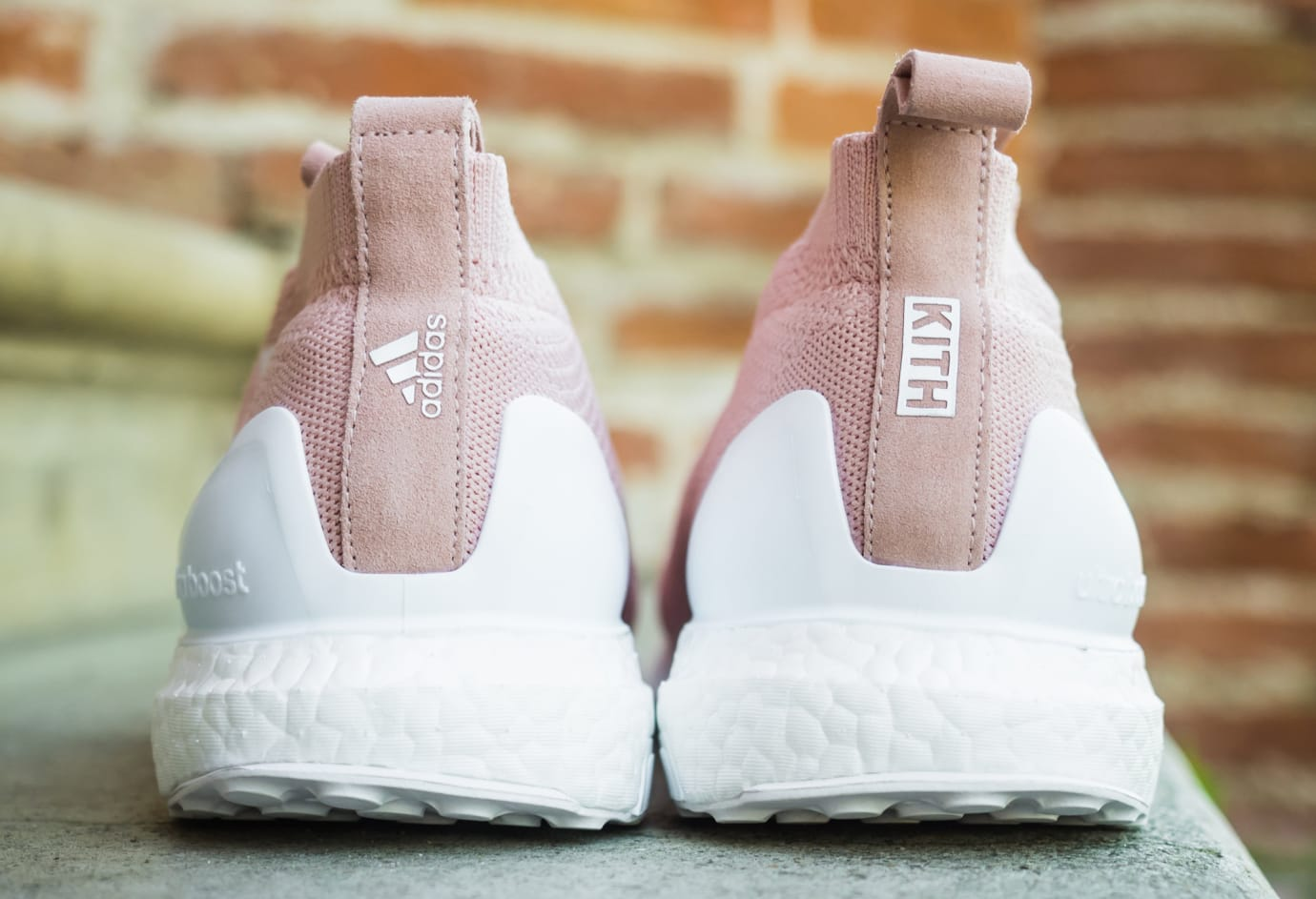 reputable site 0fbf9 21a20 Kith Adidas Ultra Boost Ace 16 Flamingo CM7890 | Sole Collector