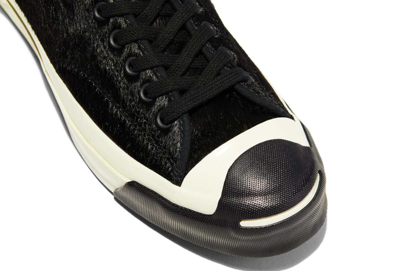 BornxRaised x Converse Jack Purcell 'Black' (Toe)