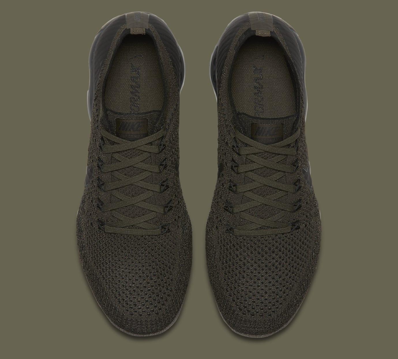 1e0c78ab15d Image via Nike Cargo Khaki Nike VaporMax 849558-300 Top