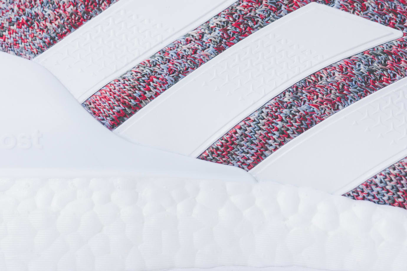 Kith x Adidas Soccer Ace 16+ Purecontrol Ultra Boost (Detail)