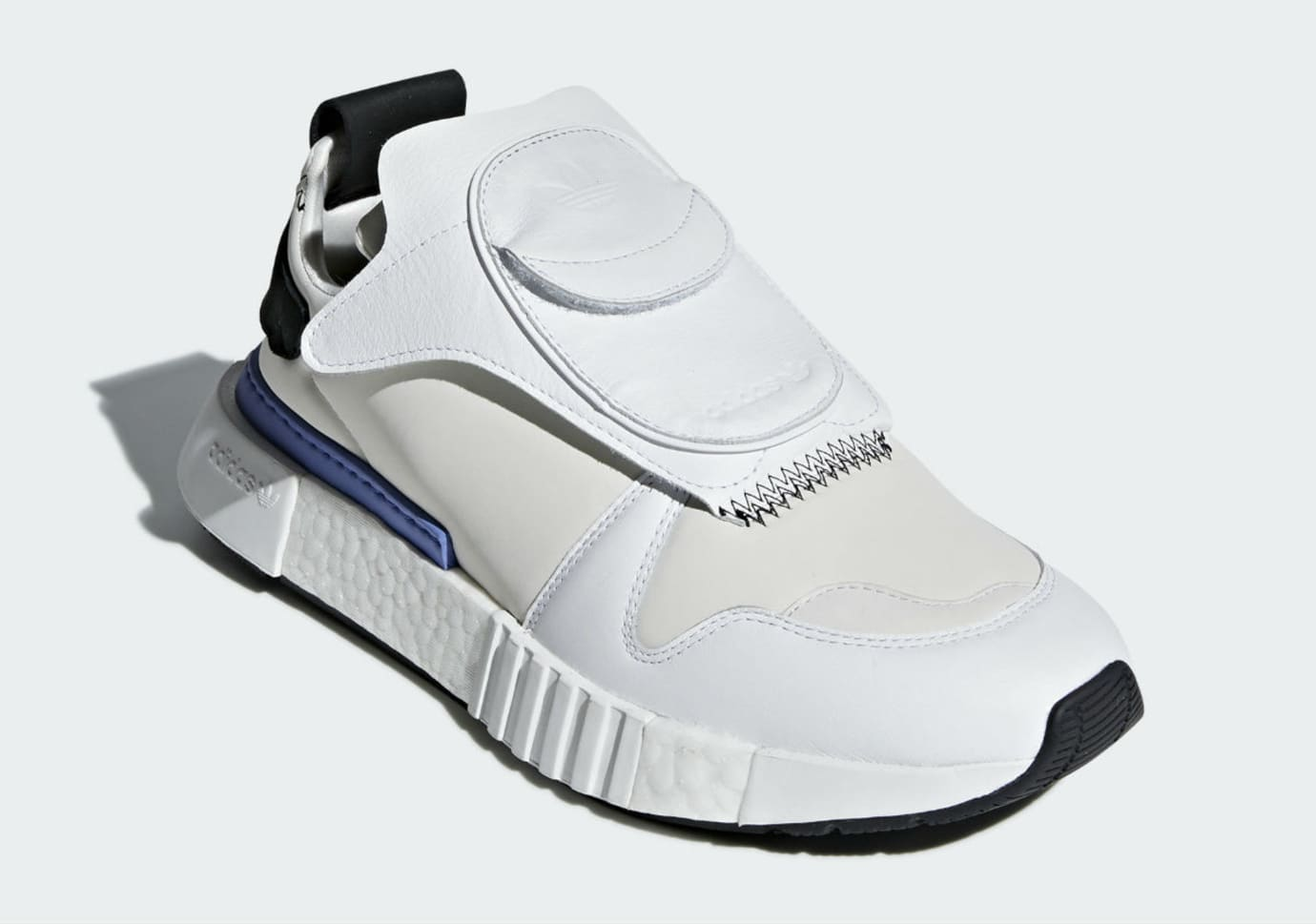 Adidas Futurepacer Grey One White Core Black Release Date AQ0907 Front