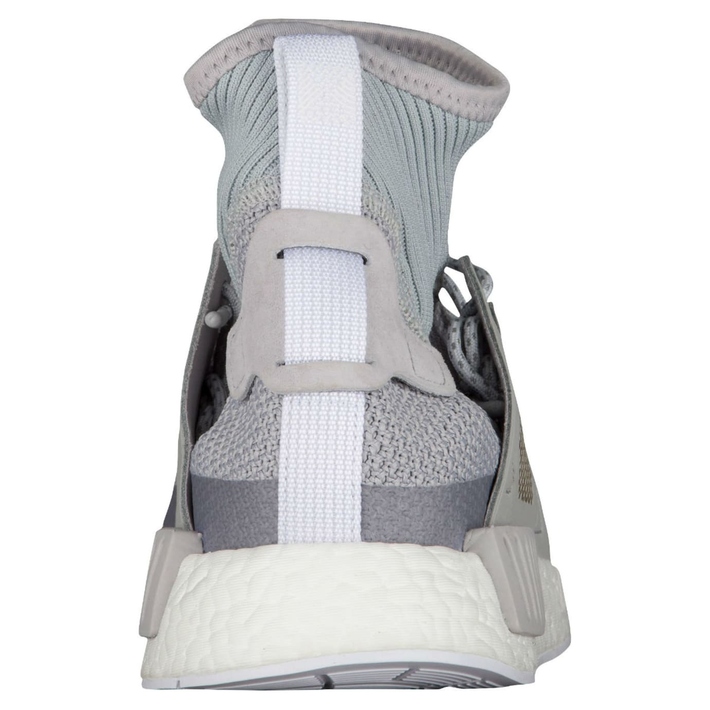 Adidas NMD XR1 Winter Grey Two Release Date Heel BZ0633