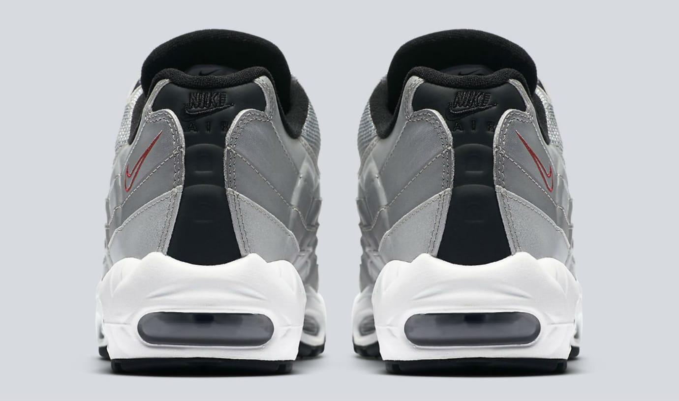 Nike Air Max 95 Silver Bullet Release Date Heel 918359-001